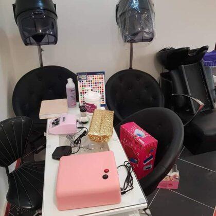 Salón de belleza - peluquería Ligia